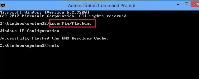 Inilah 4 Cara Mempercepat Koneksi Internet Menggunakan cmd di Windows XP / 7/8 / 8.1 / 10 1