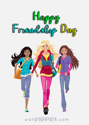 cartoon anime happy friendship day images