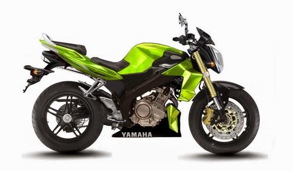 sepeda motor yamaha vixion terbaru 2015  tahun ini