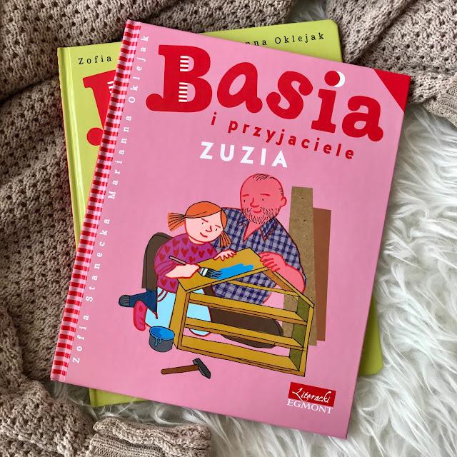 Zofia Stanecka, Marianna Oklejak  - Basia i przyjaciele. Zuzia; Basia. Franek i samochody;.Basia i piknik
