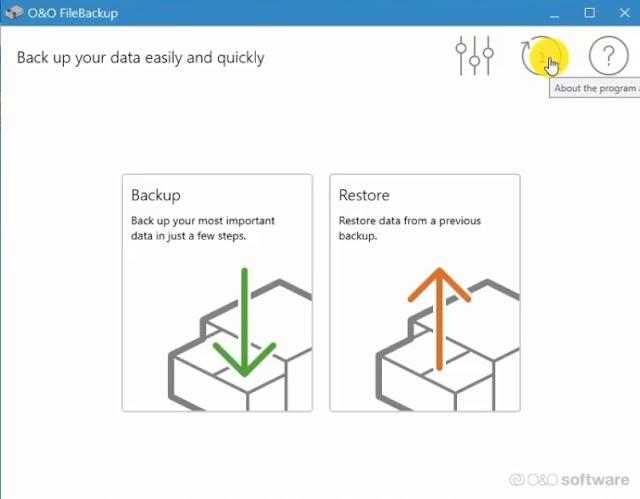 كيفية عمل نسخة إحتياطية لنظام ويندوز 10