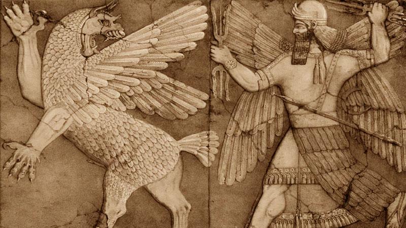 Marduque: Deus Patrono da Babilônia
