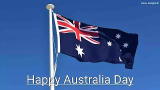 Australia day Google Doodle