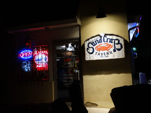 Sand Crab Tavern-If you Love Seafood by Stacey Kuhns