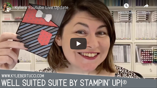 VIDEO: Well Suited Suite Z-Fold Card