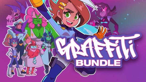 Fanatical Graffiti Bundle - 3.99美金4款遊戲
