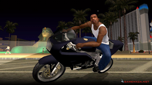 GTA San Andreas Original Gameplay Screenshot 4