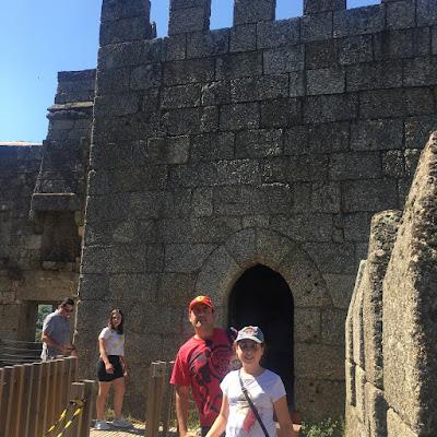 Guimarães, Portugal, Castillo, vacaciones 2018, vacaciones,