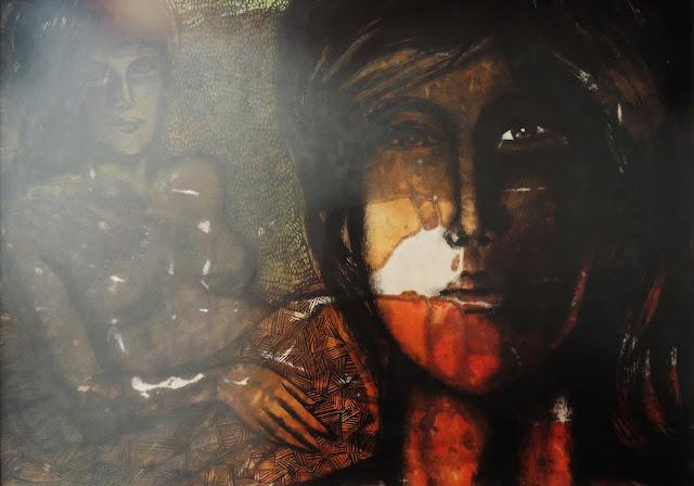 Farnese de Andrade Neto arte contemporáneo figura rostro