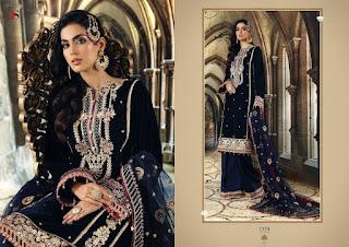 Deepsy Anaya Velvet Pakistani Suits