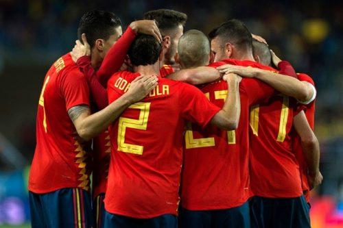 บาคาร่า แทงบอลออนไลน์ ผลการแข่งขันระหว่าง Spain Vs Costa Rica