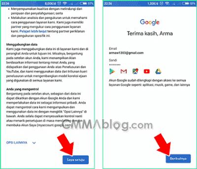 cara membuat akun google baru di hp xiaomi