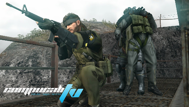 Metal Gear Solid Peace Walker PC Full Español