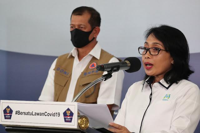 Menteri PPPA Laporkan 94 Perempuan dan 26 Anak Terpapar COVID-19