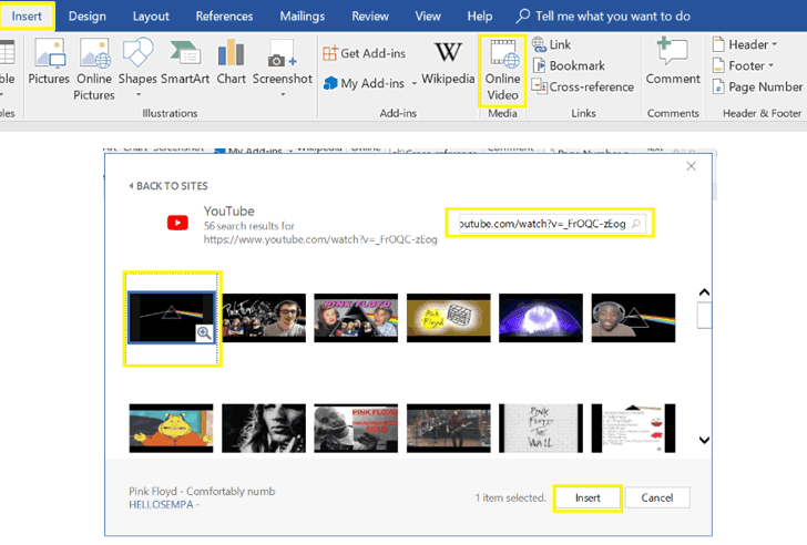 microsoft office online video hack