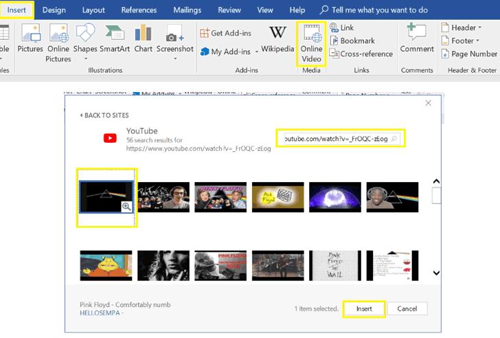 microsoft office online video hack