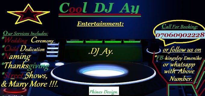 DJ Mix Tape:Da Street Noise Maker_Cool Dj Ay Entertainment on 9jaPhines.com.ng