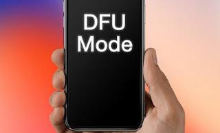 DFU iPhone
