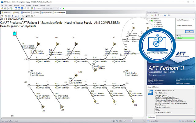 AFT Fathom v11.0 build.2020.08.26