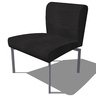 Sketchup - Chair-022