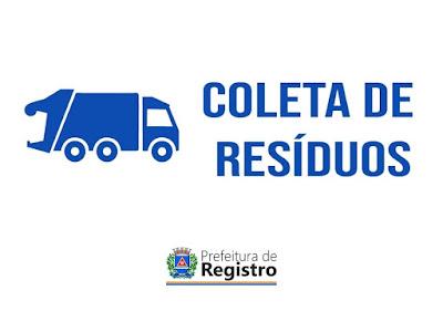 Prefeitura de Registro-SP informa mudança na coleta de lixo domiciliar na zona rural
