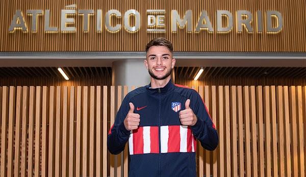 Oficial: El Atlético de Madrid renueva hasta 2024 a Diego Lorenzo