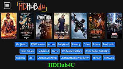 HDHub4u nit Full HD Movies Download - Watch HDHub4u-300MB Movies