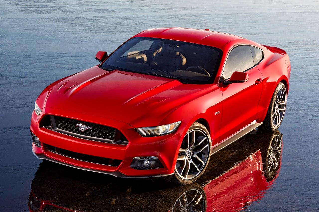 Ford mustang 1960 2015