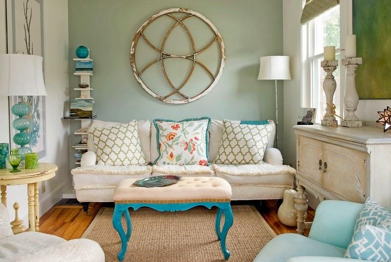 Hogares frescos 12 ideas f ciles para una decoraci n for Ideas decorativas para el hogar