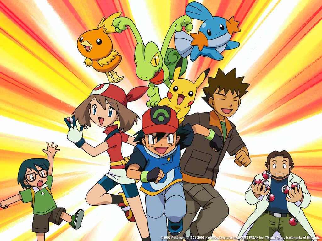 50 Gif Animados De Fondos De Videojuegos De Lucha: Pokemon (Anime