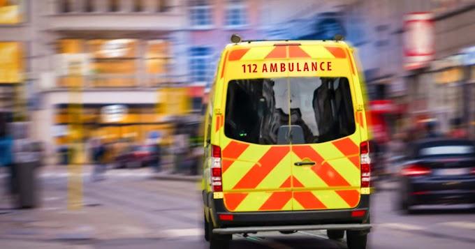 Óriási csattanás hallatszott, nem tudták megmenteni a 40 év körüli férfit