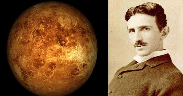 Documento del FBI revela que Nikola Tesla era del planeta Venus