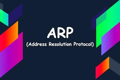 Apa itu ARP dan Bagaimana Cara Kerja ARP