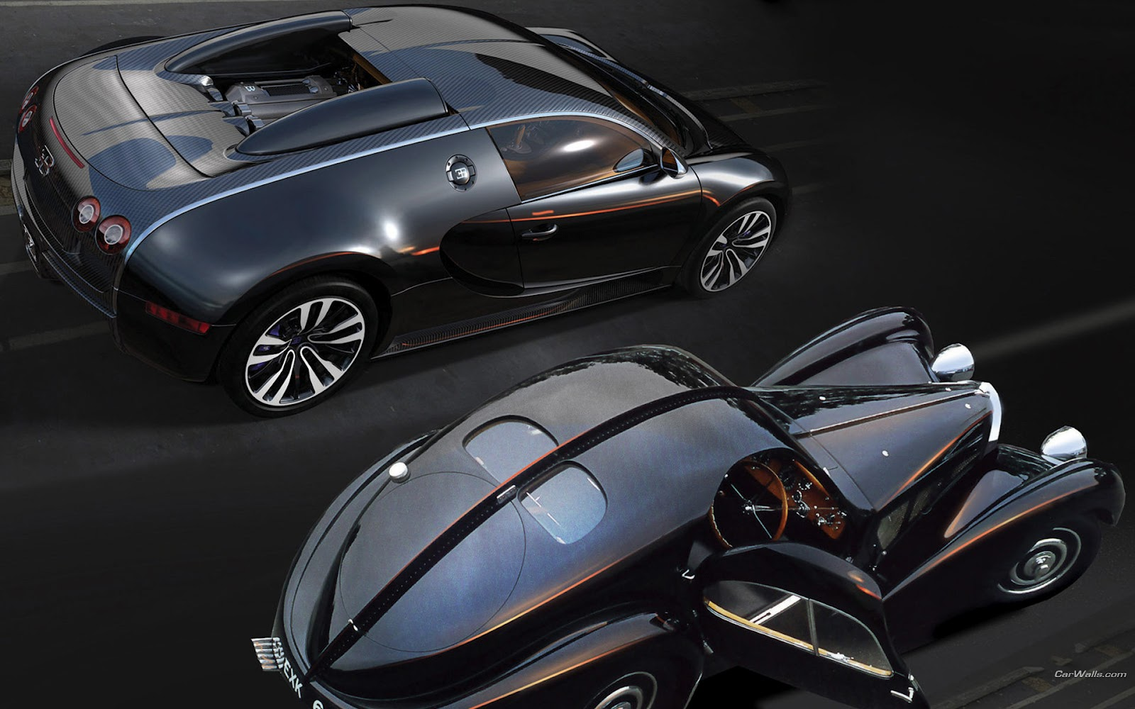 the man cave: bugatti veyron 16.4 super sport