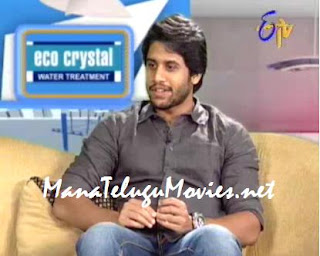 NagaChaitanya on 100% Love in Talk Time