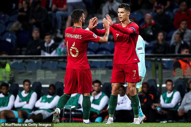 Bruno Fernandes thăng hoa ở MU: Vai trò của Ronaldo quan trọng thế nào? 2