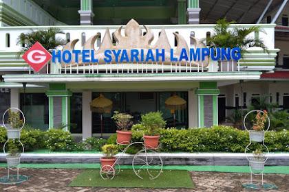 Review :  G Hotel Syariah Lampung Nyaman sampai di Hati