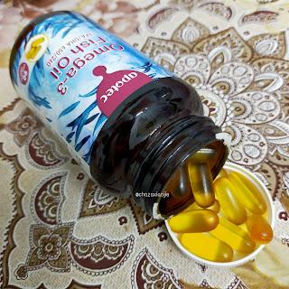 Apotec Omega-3 Fish Oil