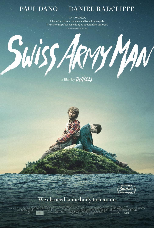 Nonton Film Swiss Army Man (2016)