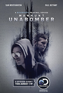 Manhunt: Unabomber Series Poster
