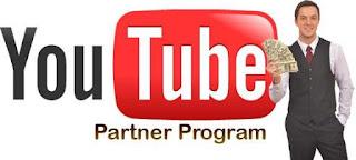 Bergabung dengan YouTube Partner Program