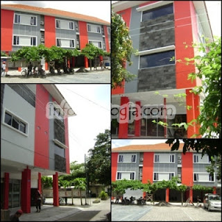 exclusive boarding house at yogya