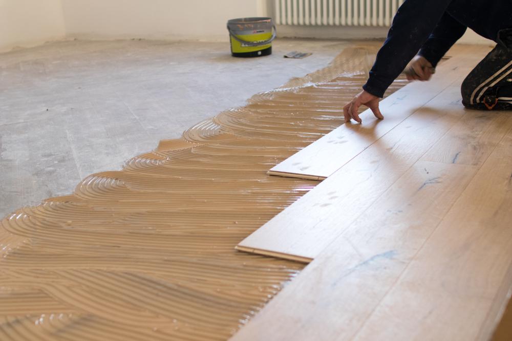 Troca de piso residencial pode ser feita sem quebra-quebra ~ Blog do  Patricio Nunes