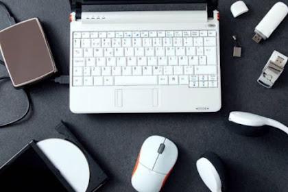 Aksesori yang Berguna Untuk Laptop