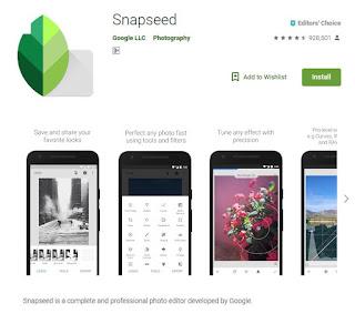 aplikasi edit foto terbaik dan terpopuler di smartphone