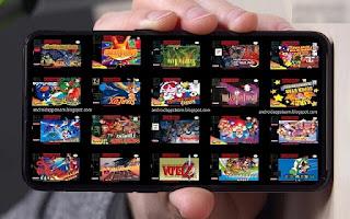 تطبيق خيالي يتيح لك لعب الالعاب القديمة مثل لعبة ماريو وغيرها!