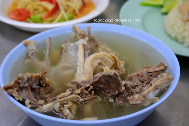 Thai-Chicken-Rice-Bangkok-Kaiton-Pratunam