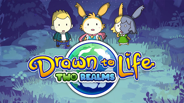 Drawn to Life: Two Realms تحميل مجانا