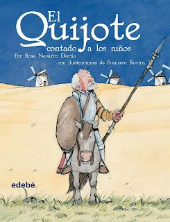 Resultado de imagen de el quijote libro infantil