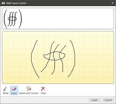 tutorial cara memasukkan rumus di microsoft word